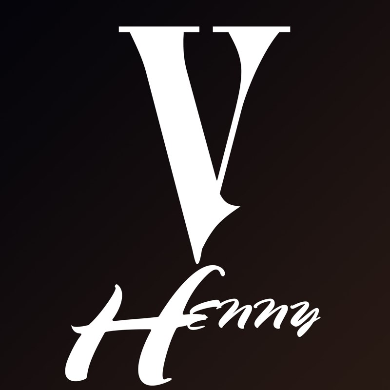 The Original Version Of The V-Henny Logo
